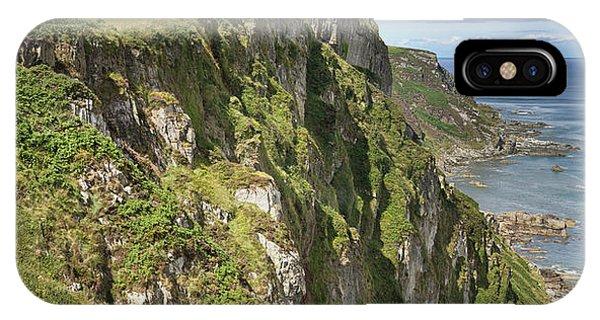 Portkill Cliffs IPhone Case