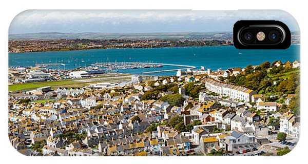 Portland And Chesil Beach IPhone Case