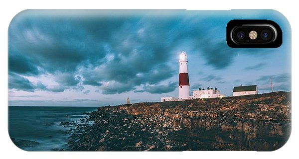 Portland Bill Dorset IPhone Case