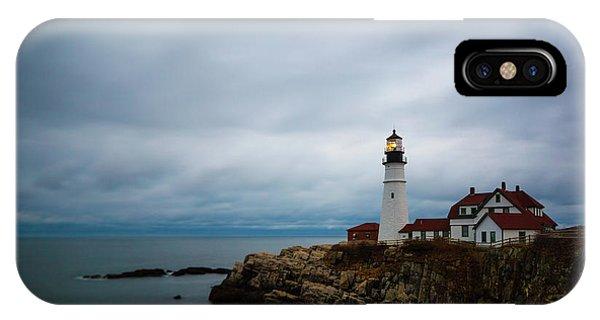 Portland Head Light 2 IPhone Case