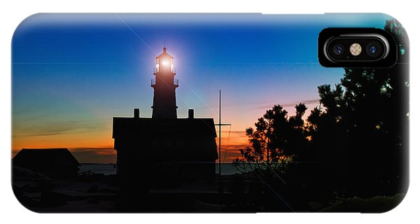 Portland Head Light - Maine IPhone Case