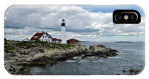Portland Head Light, Starboard IPhone Case