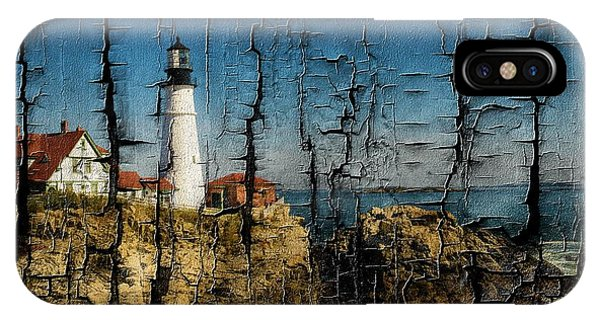 Portland Head Lighthouse 5 IPhone Case