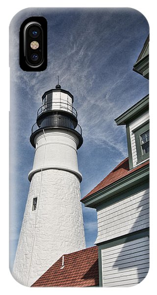 Portland Headlight Partial IPhone Case