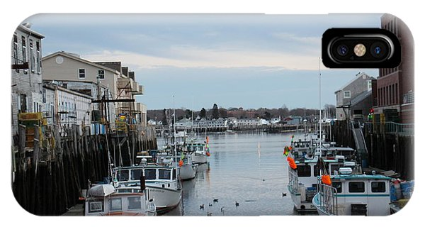 Portland Maine  IPhone Case