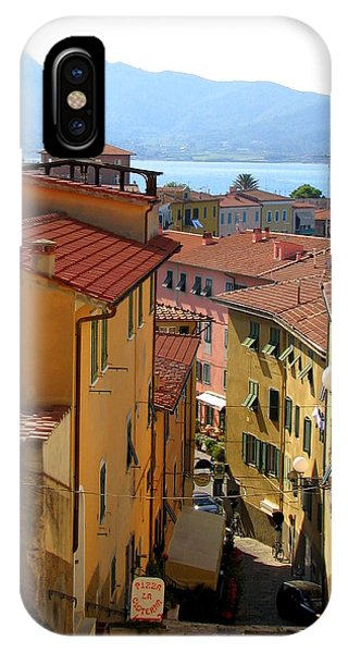 Portoferraio Elba IPhone Case