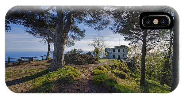 IPhone Case featuring the photograph The House Of The Rising Sun In Portofino by Enrico Pelos