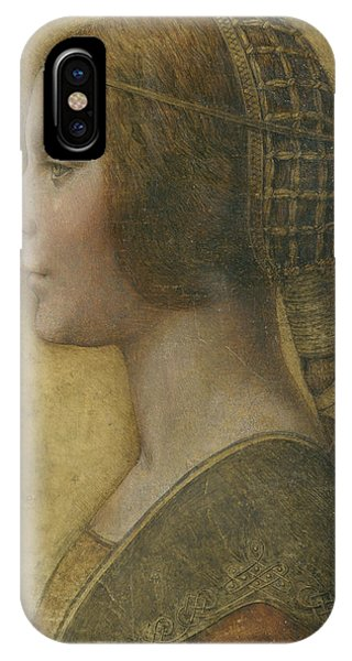Portrait Of A Young Fiancee IPhone Case