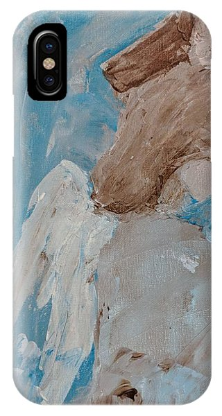 Portrait Of An Angel IPhone Case