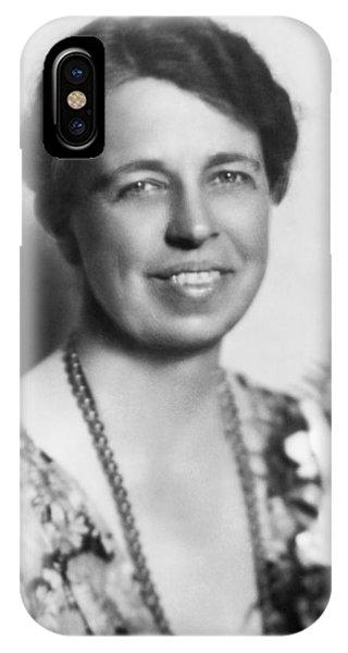 Portrait Of Eleanor Roosevelt IPhone Case
