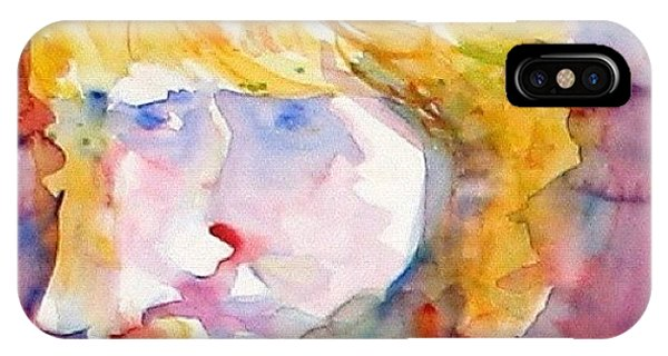 iPhone Case - Portrait Of Graham by Anna Porter