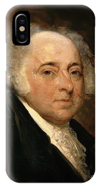 Portrait Of John Adams IPhone Case