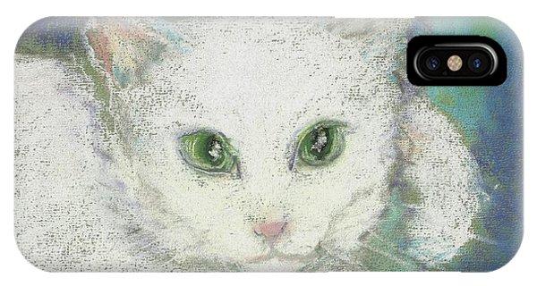 Portrait Of Misty IPhone Case