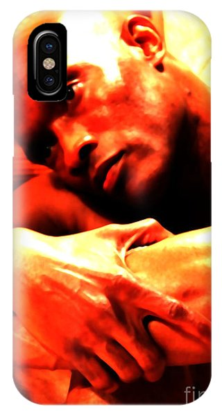 Portrait Of Will IPhone Case