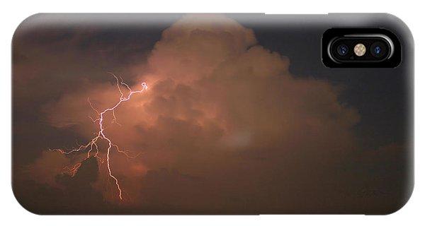 Positive Strike IPhone Case