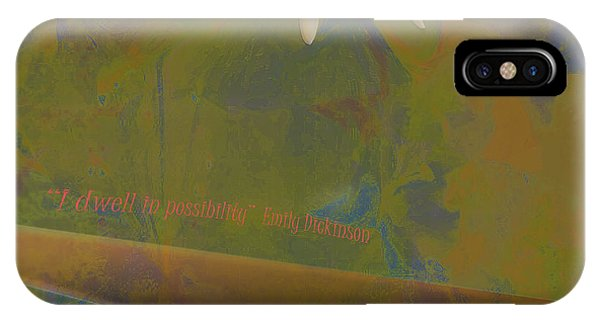 Pure Possibility IPhone Case