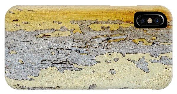 Possum Abstract Landscape 3 IPhone Case