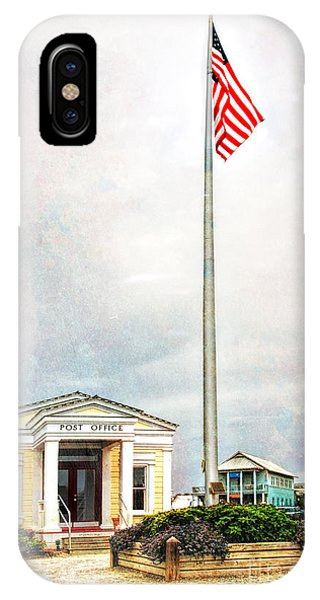 Post Office In Seaside Florida IPhone Case