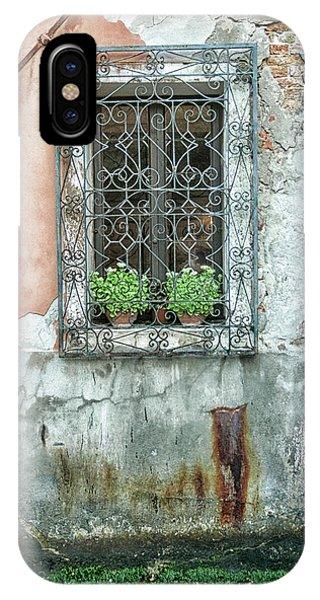 Pot Plant Window IPhone Case
