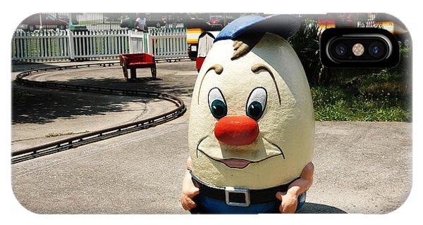 Potato Head IPhone Case