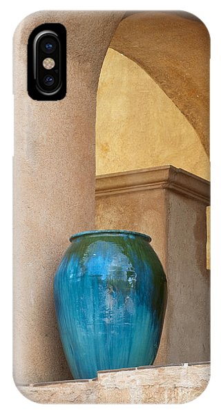 Pottery And Archways IPhone Case