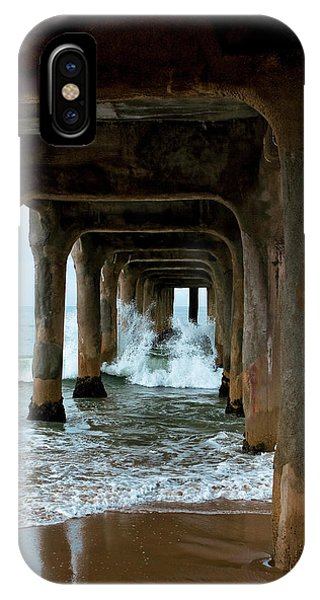 Pounded Pier IPhone Case