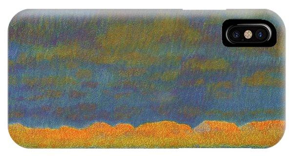 Powder River Reverie, 1 IPhone Case