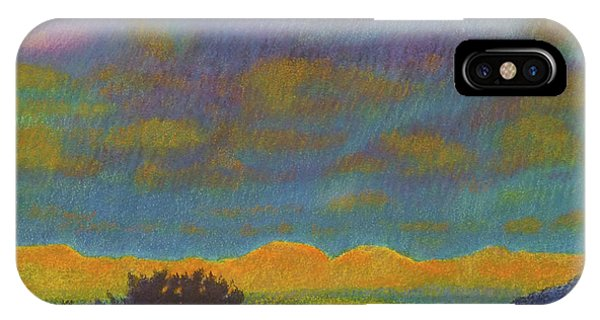 Powder River Reverie, 2 IPhone Case