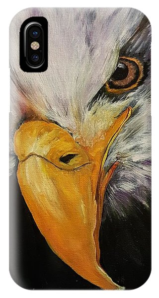 Power And Strength    64 IPhone Case