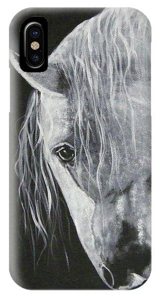 Power Horse IPhone Case