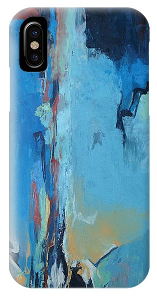 Abstract Expression iPhone Case - Power Released by Nathan Rhoads