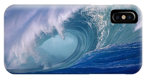 Powerful Surf IPhone Case