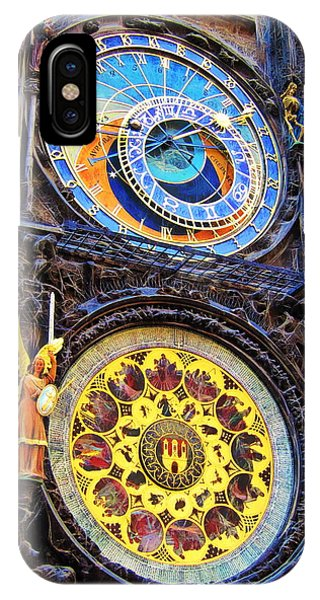 Prague Astronomical Clock IPhone Case