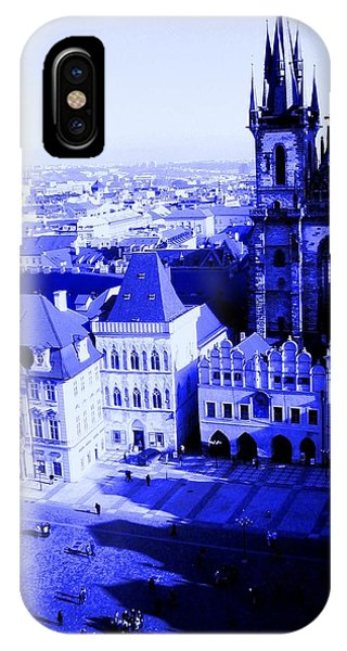 Prague Cz IPhone Case
