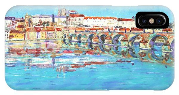 Prague II IPhone Case