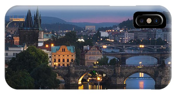 Prague - Most Beautiful City In The World IPhone Case