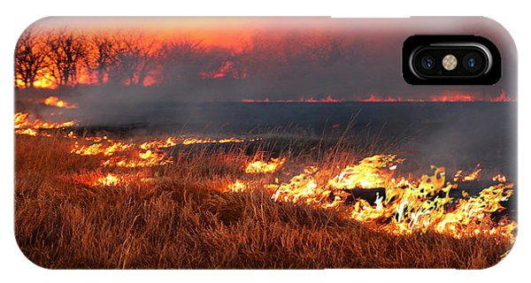 Prairie Burn IPhone Case