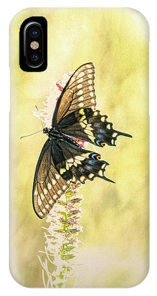 Prairie Butterfly 2 IPhone Case