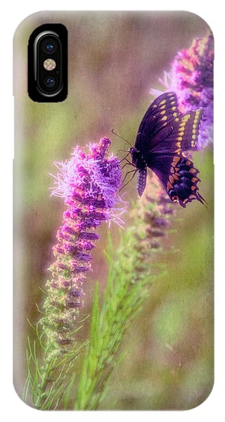 Prairie Butterfly IPhone Case