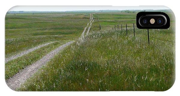 Prairie Phone Case by Ellen  Leigh