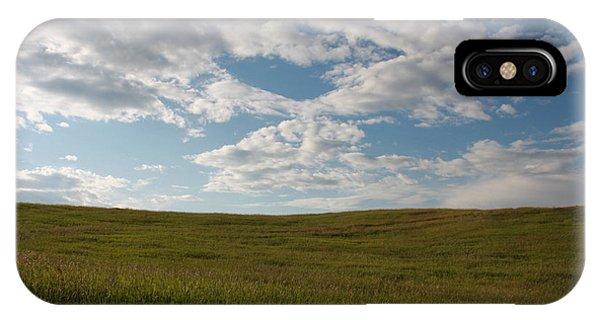 Prairie Field IPhone Case