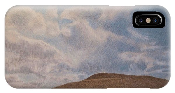 Prairie Hill IPhone Case