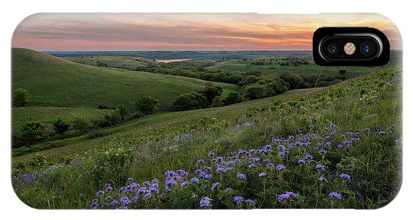 Prairie In Bloom IPhone Case