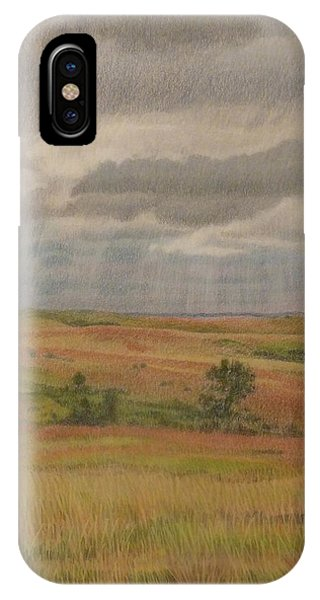 Prairie Light IPhone Case