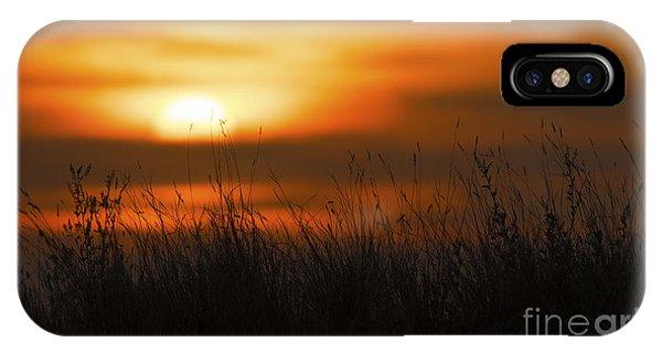 Prairie Like... IPhone Case