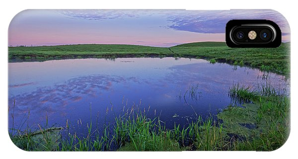 Prairie Reflections IPhone Case