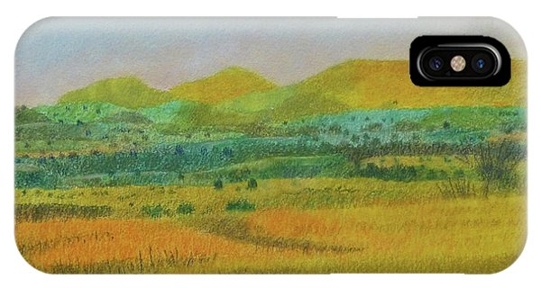 Prairie Reverie IPhone Case