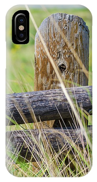 Prairie's Edge IPhone Case