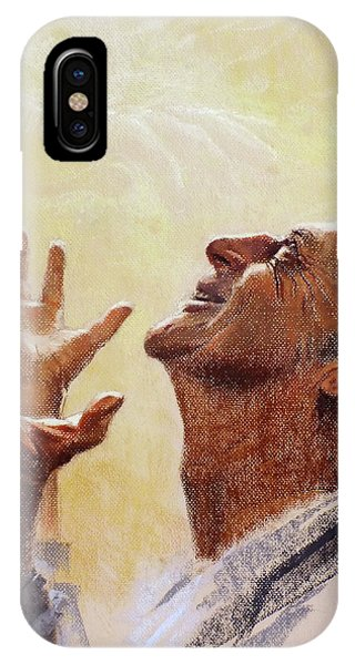Praise. I Will Praise Him  IPhone Case