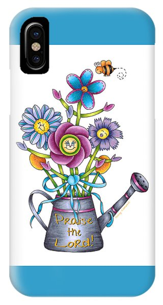 Praise The Lord IPhone Case